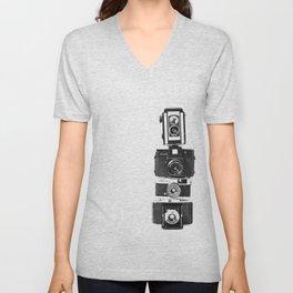 Camera Love Unisex V-Neck