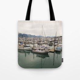 Port of Call Tote Bag