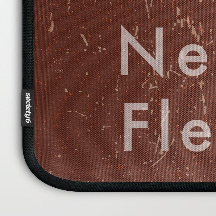 Long Live the New Flesh 1 Laptop Sleeve