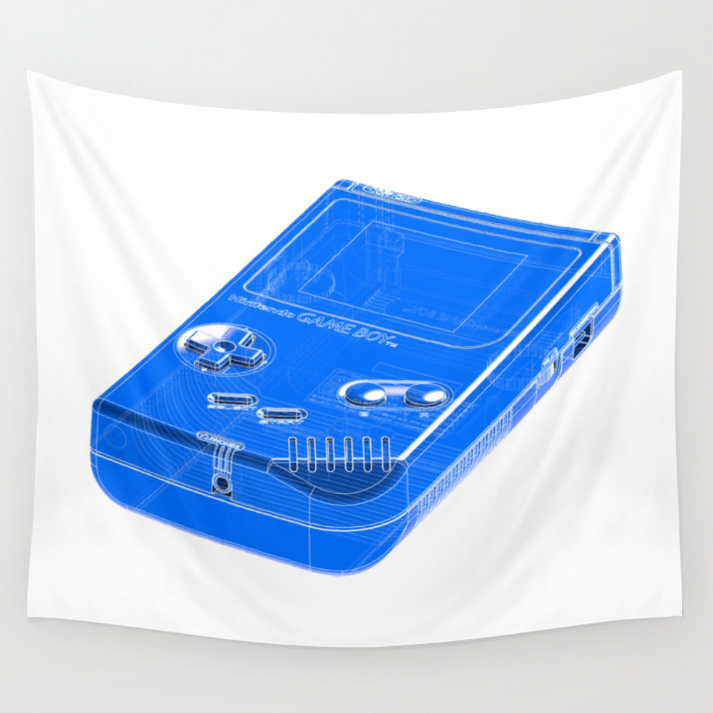 Nintendo gameboy usa for Society 6 promo code