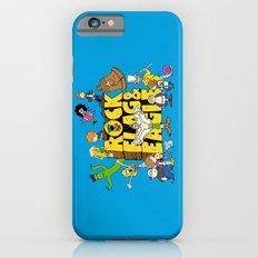 Rock, Flag & Eagle iPhone 6s Slim Case
