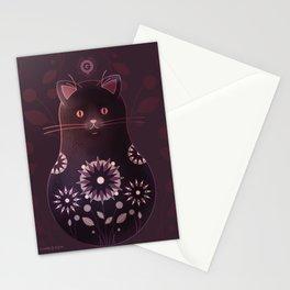 Catryoshka Stationery Cards