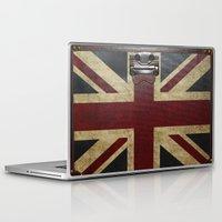 england Laptop & iPad Skins featuring England Reisen by Fine2art