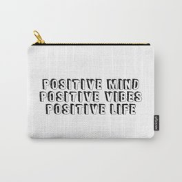 Positive Take 3 Carry-All Pouch