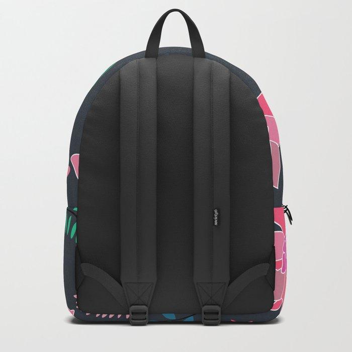 Floral ornament Backpack