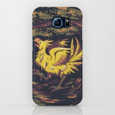 Chocobo with Blossoms Galaxy S7 Slim Case
