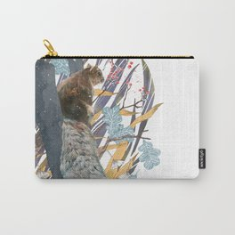waiting for autumn Carry-All Pouch