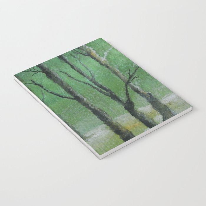 Track 5: Green winter Notebook