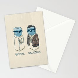 Watercool Stationery Cards