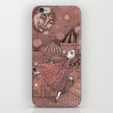 Strawberry Moon in June iPhone & iPod Skin