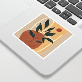 Abstract Shapes No.16 Sticker