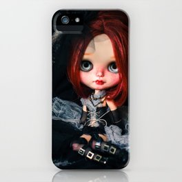Blythe Royal Soliloquy doll iPhone Case