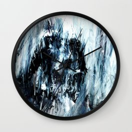 JOIN THE DARK SIDE Wall Clock