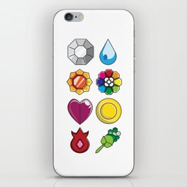 Merit Collection 1 iPhone Skin