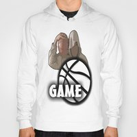 game Hoodies featuring GAME  by Robleedesigns