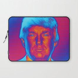 Pop Art President Trump Laptop Sleeve