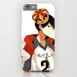 Kageyama Tobio Haikyuu iPhone Case