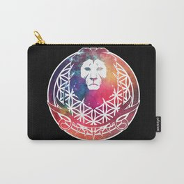 Cosmic Lion Carry-All Pouch