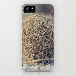 Washed Ashore iPhone Case