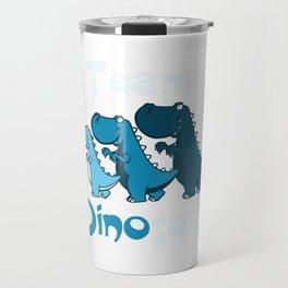 Team Dinosaur (Blues2) Travel Mug