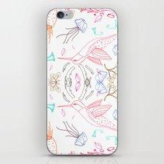 Humming Boyd  iPhone Skin