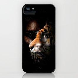 HUMANIZED, V.1 iPhone Case