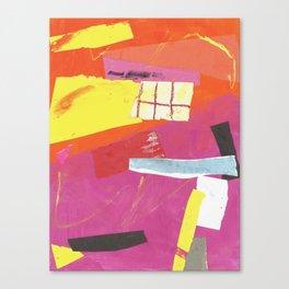color response Canvas Print