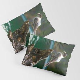 Grey Jay at Joffre Lakes Pillow Sham