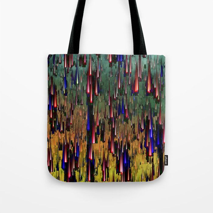 Raining Fiesta Tote Bag