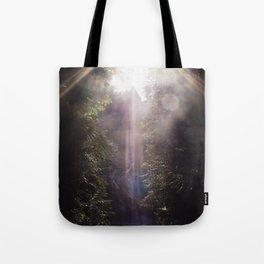 Fragments of Light Tote Bag
