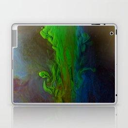 Blue Green Falls Laptop & iPad Skin
