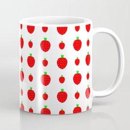 strawberries in springtime 1 Coffee Mug