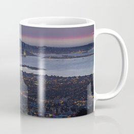 Magic Hour of the SF Bay Area Coffee Mug