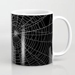 Spider Spider Web Coffee Mug