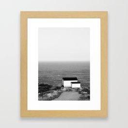Cape Spear Lighthouse No.1 Framed Art Print