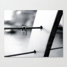 Love Locks 2012 04 Canvas Print