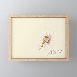 #coffeemonsters 497 Framed Mini Art Print