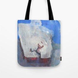 SANTORINI-MYKONOS Tote Bag