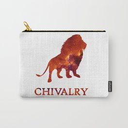 CHIVALRY Carry-All Pouch