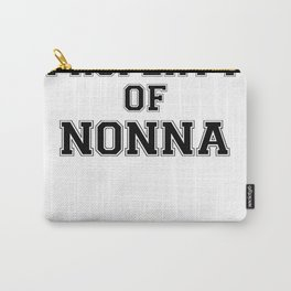 Property of NONNA Carry-All Pouch