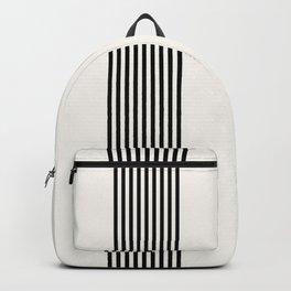 Minimalist line art Backpack