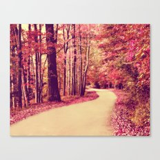 DAYDREAMER'S PATH Canvas Print