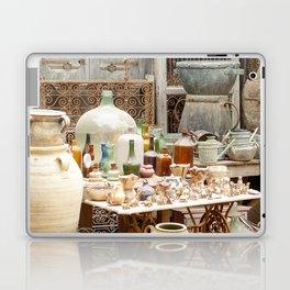Market Djerba Tunisia Laptop & iPad Skin