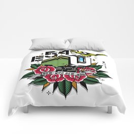 Boo-Wee-Boo-Wee Comforters