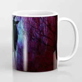 Mystical Space Forest Coffee Mug