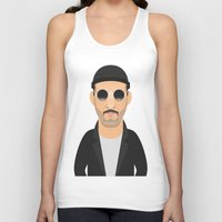 leon Tank Tops featuring Leon by Capitoni