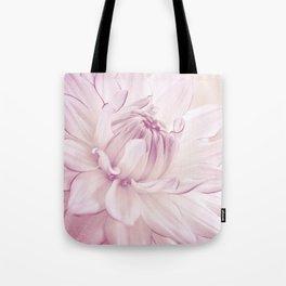 La Dahlia Tote Bag
