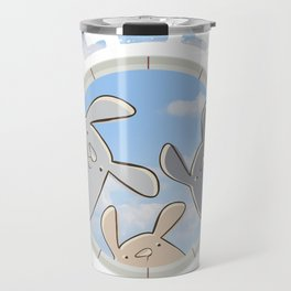 hello, are you there? Travel Mug