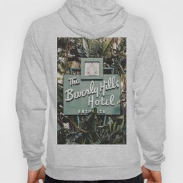 The Beverly Hills Hotel - Vertical Hoody