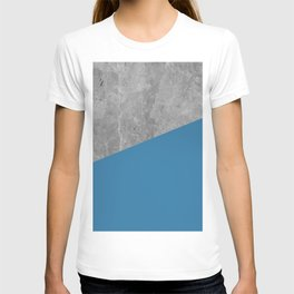 Geometry 101 Saltwater Taffy Teal T-shirt